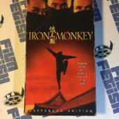 Iron Monkey Letterbox Edition VHS (1999) Yuen Wo Ping [388]