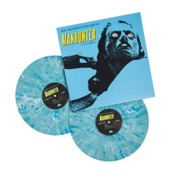Manhunter Original Motion Picture Music Soundtrack Special 2LP Vinyl Edition
