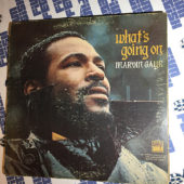 Marvin Gaye What's Going On Original Vinyl Edition