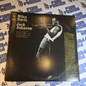 Miles Davis A Tribute to Jack Johnson Vinyl Edition