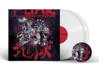 Choice Cuts from Philosophy of a Knife Soundtrack Album 2LP + CD Deluxe Limited Edition