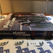 The Making of Planet of the Apes Hardcover Edition