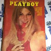 Playboy Magazine (March 1971) Dick Cavett, Mayor Richard J. Daley [1173]