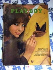 Playboy Magazine (April 1968) Senator Charles Percy, Sex in 1960's Films Pictorial [1176]
