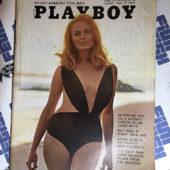 Playboy Magazine (August 1968) Carroll Baker, Shel Silverstein [1177]