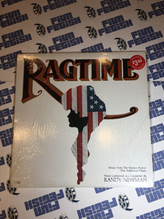 Ragtime Music from the Motion Picture Soundtrack by Randy Newman (1981)