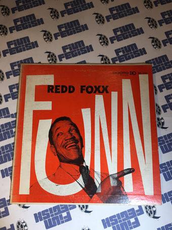 Redd Foxx Funn Comedy Album Vinyl Edition (1960)