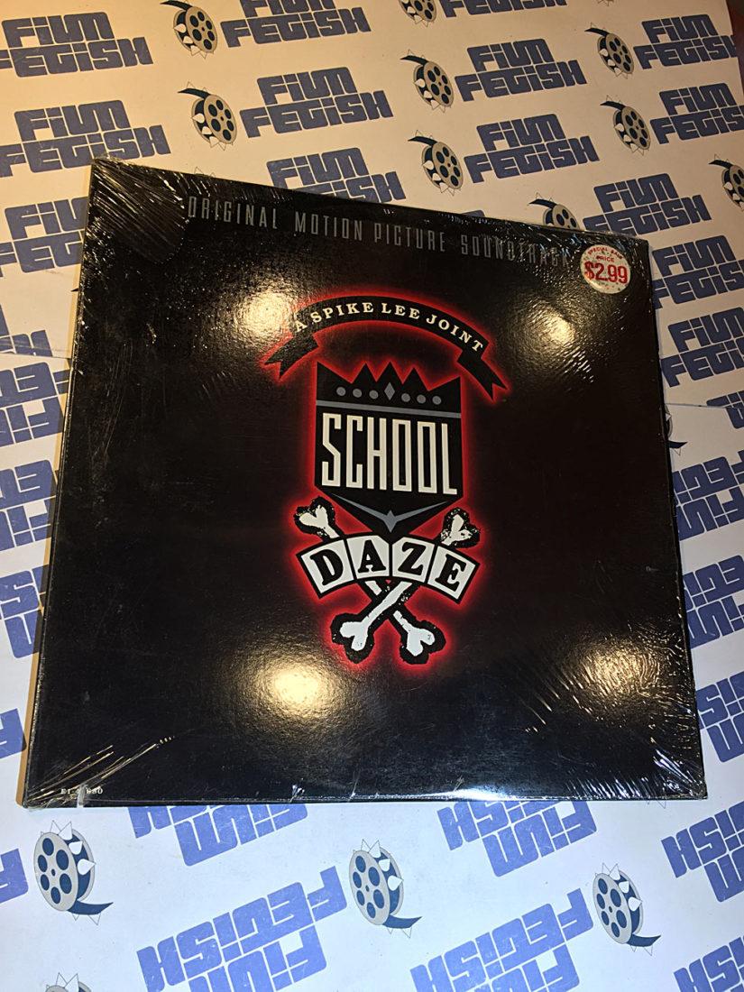 School Daze Original Motion Picture Soundtrack Vinyl Edition (1988)