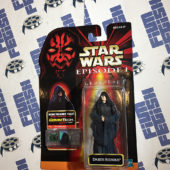 Star Wars: Episode I Darth Sidious Action Figure with Talking CommTech Chip [1212]