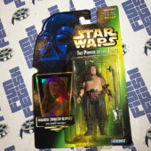 Star Wars: The Power of the Force Malakili Rancor Keeper with Long-Handled Vibro Blade (1997) [1215]