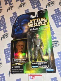 Star Wars: The Power of the Force – Grand Moff Tarkin with Imperial Issue Blaster Rifle and Pistol (1996) [1227]