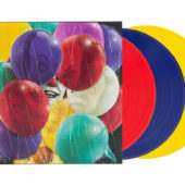 Stephen King's It Original Soundtrack Album 3LP Limited Edition Vinyl