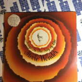 Stevie Wonder Songs in the Key of Life Original 2LP Vinyl Edition with Booklet (1976)