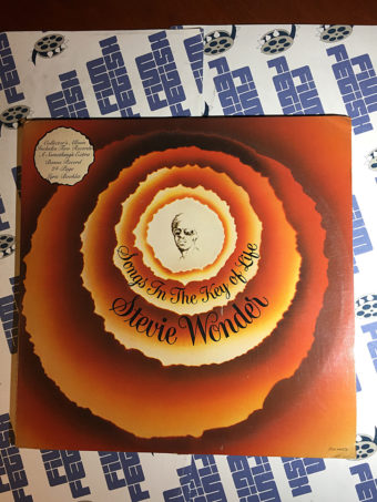 Stevie Wonder Songs in the Key of Life Original 2LP Vinyl Edition with Booklet (1976)