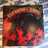 Sugarhill Gang Self Titled Full Album Original Vinyl Edition (1979)