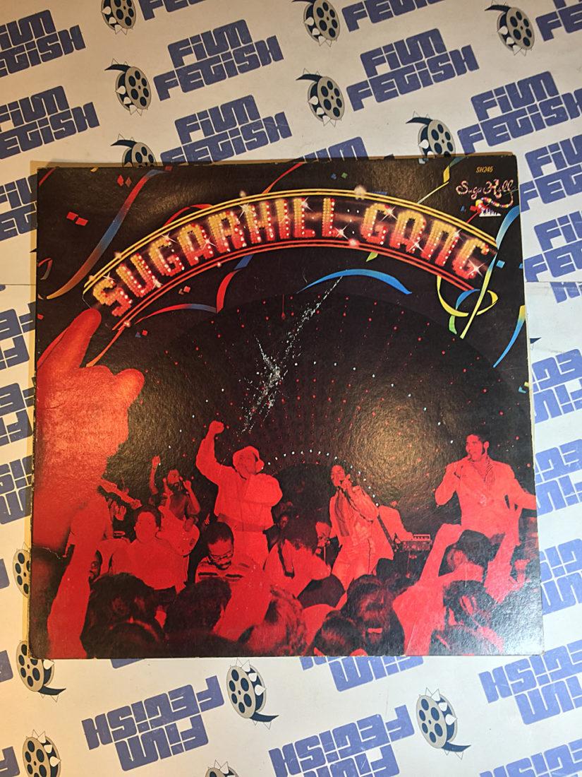 Sugarhill Gang Self Titled Full Album Original Vinyl Edition (1979)