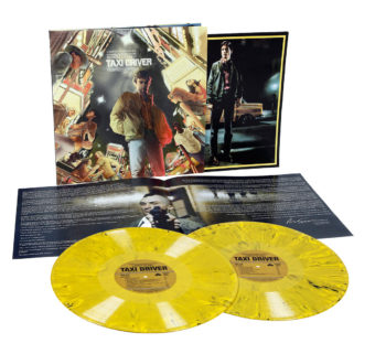 Taxi Driver Original Soundtrack Album 2LP Deluxe Limited Vinyl Edition