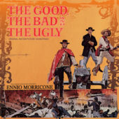 The Good, the Bad and the Ugly Original Soundtrack Album Limited Vinyl Edition + Poster