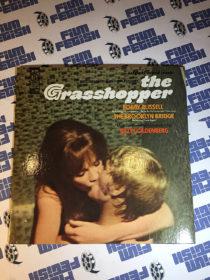 The Grasshopper Original Soundtrack Vinyl Edition (1970) Jacqueline Bisset