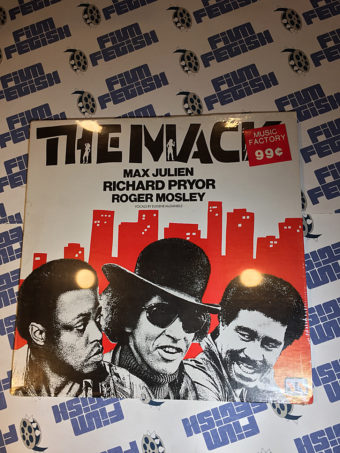 The Mack Original Soundtrack Album Score by Alan Silvestri (1974)