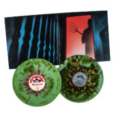 The Prowler Original Motion Picture Score 2LP Vinyl Edition