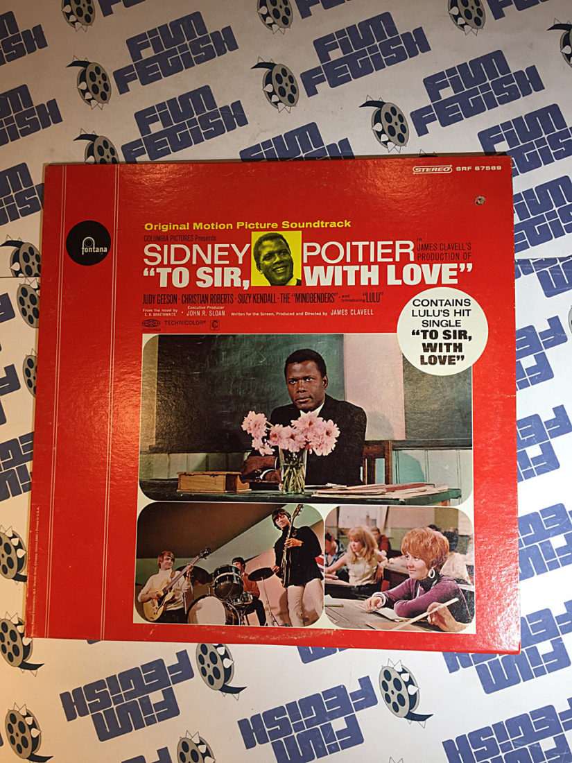 To Sir, With Love Original Motion Picture Soundtrack Featuring Lulu (1967)
