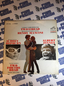 Stanley Donen's Two for the Road Soundtrack Film Score Composed by Henry Mancini Vinyl Edition (1967)