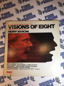 Visions of Eight Music from the Original Soundtrack Vinyl Edition (1973)