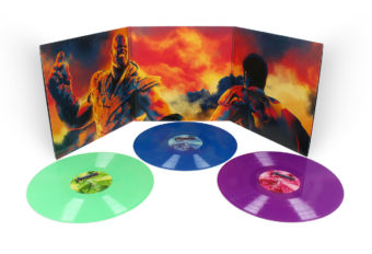 Avengers: Endgame Original Motion Picture Soundtrack Limited 3LP Vinyl Set (2020)