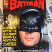 TV Treasures Magazine No. 1: Adam West Remembers Batman 30th Anniversary Collector's Issue (Winter 1997) [0241]