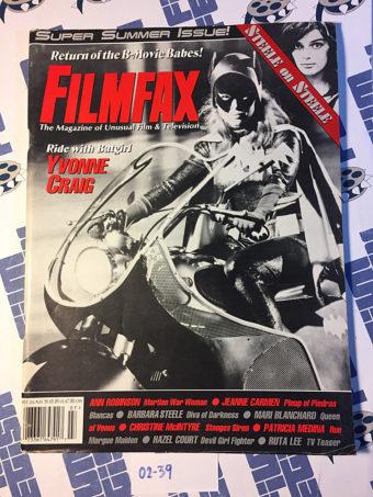 FilmFax Magazine (July/August 1995) Yvonne Craig, Ann Robinson [0239]