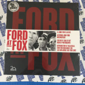Ford At Fox 21-DVD + Book + Ephemera Box Set Collection