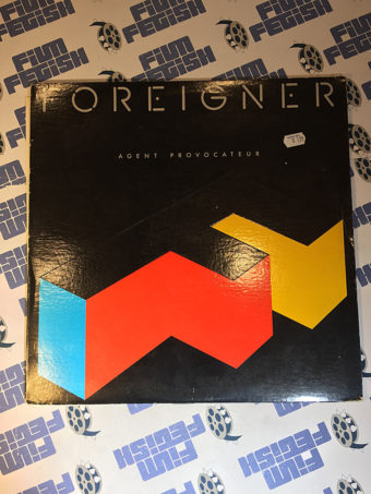 Foreigner Agent Provocateur Album Vinyl Edition (1984)