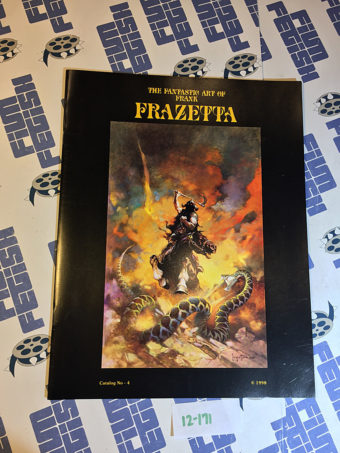 Frank Frazetta Art Catalog (1998)