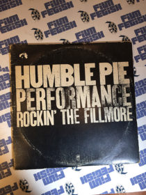 Humble Pie Performance Rockin' The Fillmore 2LP Vinyl Edition (1971)