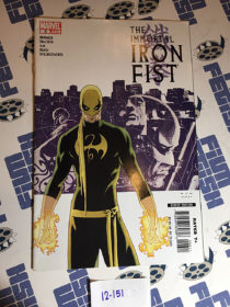 The Immortal Iron Fist No. 6 Comic [12151]