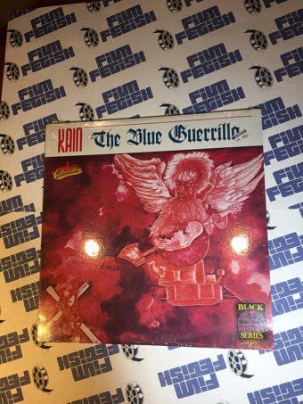 Kain The Blue Guerrilla (Last Poets) Vinyl Edition COL-6501 (1990)