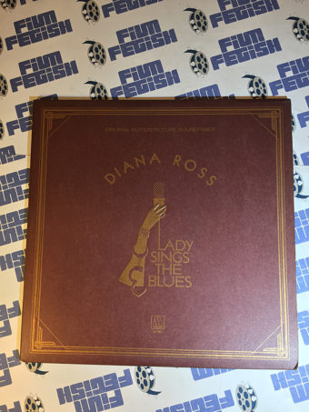 Lady Sings the Blues Original Soundtrack 2LP Deluxe Vinyl Edition Box Set (1972)