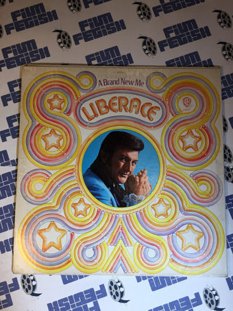 Liberace A Brand New Me Vinyl Edition