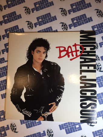 Michael Jackson Bad Vinyl Edition (1987)
