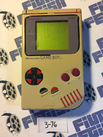 Nintendo Gameboy Handheld Gaming Console [376]