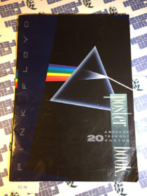 Pink Floyd Poster Book (1988) A Book of 20 Tear Out Photo Prints [0255]
