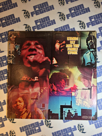 Sly and the Family Stone Stand Vinyl Edition (1969) BN26456
