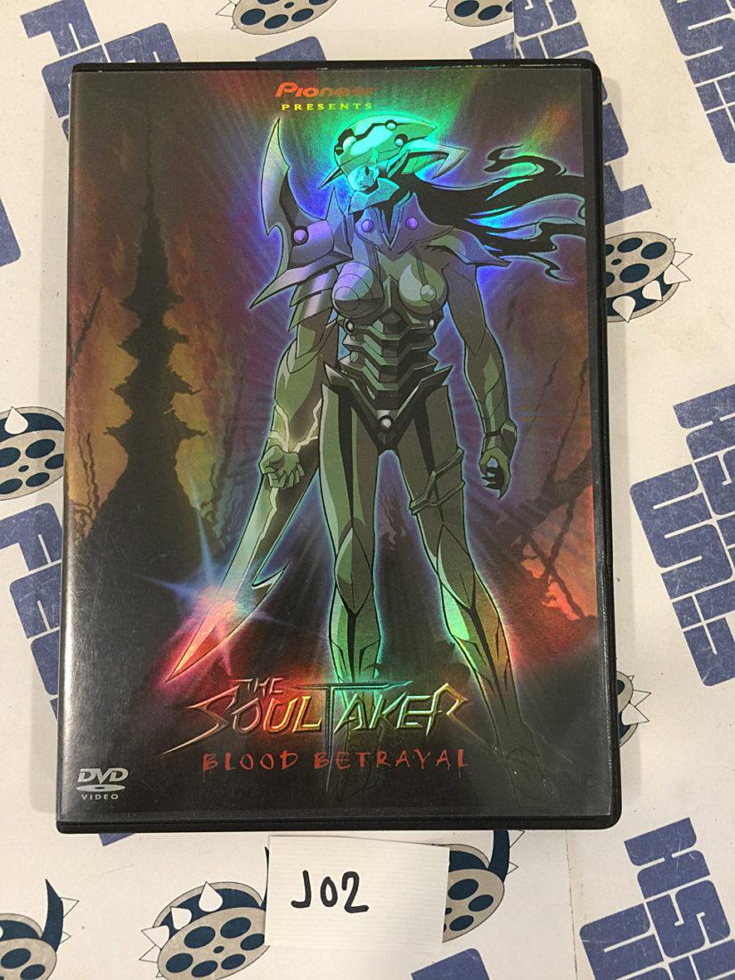 The SoulTaker: Blood Betrayal DVD Edition (2002) [J02]