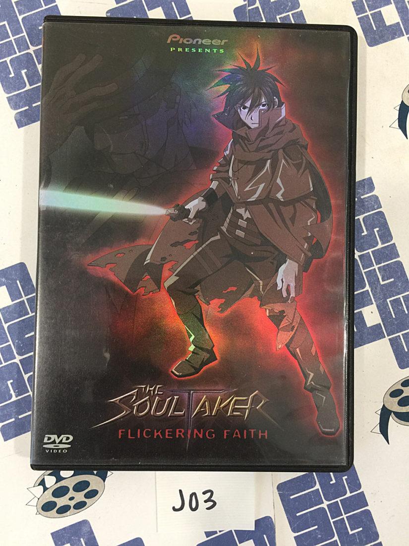 The SoulTaker: Flickering Myth DVD Edition (2002) with Glow in the Dark Sticker [J03]