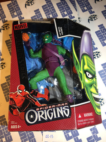 Marvel's Spider-Man Origins Green Goblin Action Figure [213]