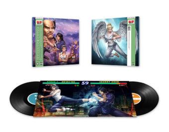 Tekken 2 Original Game Soundtrack – Namco Sounds 2LP Vinyl Edition