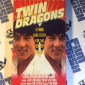 Jackie Chan's Twin Dragons VHS (1996)