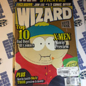 Wizard Magazine No. 80 (April 1998) Cover 3 of 3 [243] Kevin Smith, South Park, Thor, X-Men