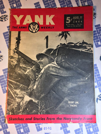 Yank Magazine: The Army Weekly (August 11, 1944, Vol. 3, No. 8) [252]